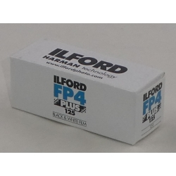 ILFORD FP4 125  typ120