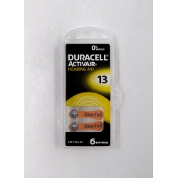 Baterie DURACELL ACTIVEAIR